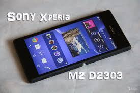 Sony Xperia M2 Обзор смартфона - YouTube