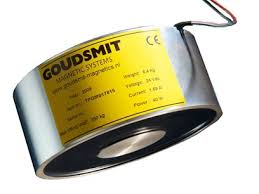 <b>Holding electromagnets</b> | Goudsmit Magnetics