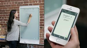 Watch out, Microsoft: <b>SMART kapp</b> connected whiteboard sees ...