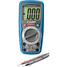 <b>Мультиметр Зубр PRO-815-T Профессионал</b> (59815-T ...