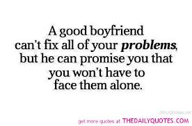 BOYFRIEND QUOTES image quotes at BuzzQuotes.com
