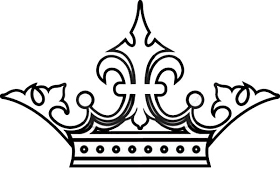 Small Picture Royal Princess Crown Picture Coloring Page NetArt