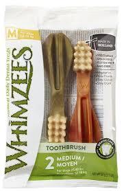 """<b>Лакомства</b> для собак <b>Whimzees</b> """"Зубная щетка"""", размер М, 11 см ..."""
