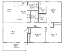 floor plan  exceptional small bedroom house plans small split    small