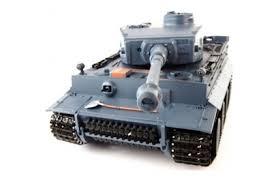 <b>Радиоуправляемый танк Heng</b> Long German Tiger масштаб 1:16 ...