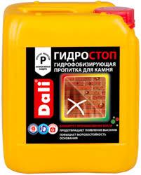 Гидрофобизатор кремнийорганический для камня <b>Dali</b> ...
