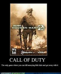 Call of duty:making nerds think they can shoot a real gun 2 ... via Relatably.com