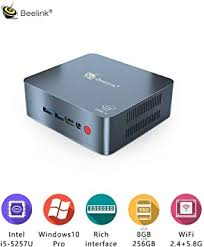 Mini PC <b>Beelink U57</b> Windows 10 Desktop PC Intel Core i5-5257U ...