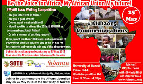 invitation to african liberation day celebrations university of invitation to african liberation day celebrations
