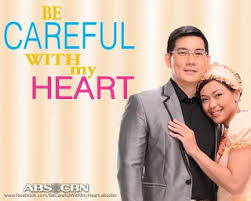 Be Careful With My Heart June 24, 2013