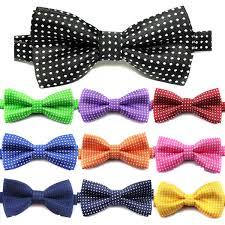 Pet Dot <b>Bowknot Tie</b> Collar Puppy <b>Bowknot Shape Tie</b> Collar Pet ...