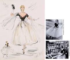 edith head and grace kelly rear window costumes edith head and grace kelly re