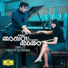 Complete Concerto Recordings by <b>Martha Argerich</b> & <b>Claudio</b> ...
