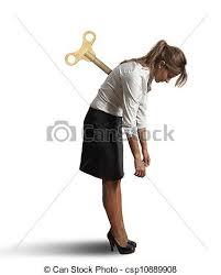 Resultado de imagen para mujer fatigada