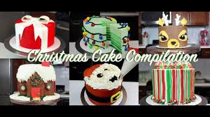 Amazing Christmas Cake Decorating Ideas Compilation ...