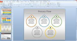 simple process flow template for powerpointsimple process flow chart template for powerpoint