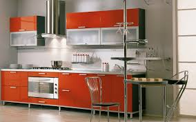 creative kitchen wall
