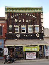 22 Still-Standing <b>Saloons of the Old West</b>