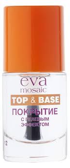 Покрытие для закрепления лака <b>Eva Mosaic Покрытие</b> с гелевым ...