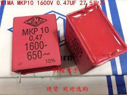 <b>2019 hot sale 10pcs/20pcs</b> Germany WIMA MKP10 1600V 0.47UF ...