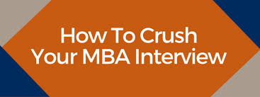 interview tips texas mba insider the mba admissions interview how to totally crush it