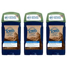 Tom's of Maine Deep Forest Men's <b>Long Lasting Deodorant</b> 3 Count