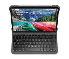 Logitech Slim Folio Pro - Keyboard Case <b>for iPad Pro 11</b>-inch & 12.9 ...