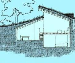 ideas about Underground House Plans on Pinterest    How to Build an Underground House Starting at    video