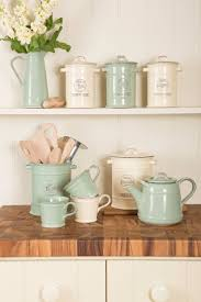 Green Kitchen Canister Set 17 Best Ideas About Kitchen Canisters On Pinterest Canisters
