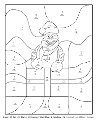 Christmas & Winter Math Worksheets for 2nd, 3rd and 4th Graders ...Christmas & Winter Math Worksheets for 2nd, 3rd and 4th Graders - Woo! Jr. Kids Activities