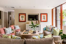 beach office decor family room beach style with coffee table media cabinet beach office decor