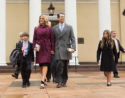 Image result for donald trump jr family