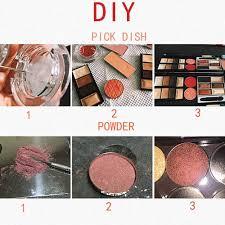 DIY <b>Empty Magnetic Eyeshadow</b> Palette Blusher Powder Fundation ...