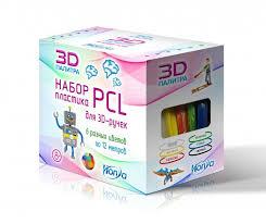 <b>Набор</b> пластика PCL 6 различных цветов SC-PCL-06 <b>Honya</b> ...