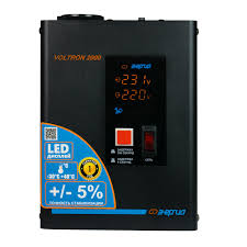 <b>Стабилизатор</b> напряжения <b>Энергия Voltron 2000</b> (5%) купить в ...