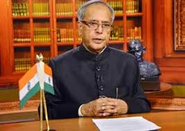 The President, Shri Pranab Mukherjee, addressed the Nation on the eve of the 65th Republic Day