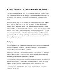 descriptive essay on love  compucenter codescriptive writing essay examples canhonewton codescriptive essay examples a brief guide to writing descriptive essays descriptive