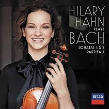 <b>Hilary Hahn</b> plays <b>Bach</b>: Violin Sonatas Nos. 1 & 2; Partita No. 1