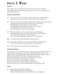 curriculum vitae joyce c wong view as a pdf curriculum vitae