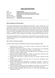 childcare worker resume s worker lewesmr sample resume direct care worker sle resume