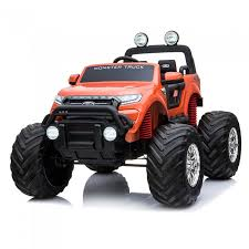 <b>Электромобиль Ford Dake Ranger</b> Monster Truck - Акушерство.Ru