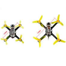 trainer66 mini 66mm 1s fpv racing drone pnp kit w flysky dsm 2 x frsky receiver for indoor racer
