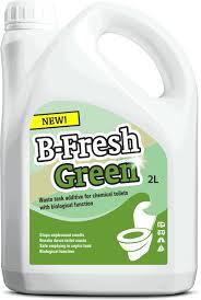 """<b>Жидкость</b> для биотуалета """"<b>B</b>-<b>FRESH GREEN</b>"""" (2л) — купить в ..."""