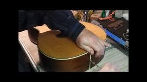 installing piezo pickup in acoustic guitar installing piezo pickup in acoustic guitar