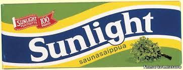 Заказать <b>Мыло</b> для сауны <b>Sunlight</b> Saunasaippua 2x135 гр. в ...