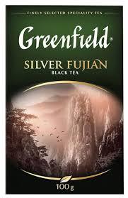 Купить <b>Чай черный Greenfield Silver</b> Fujian, 100 г по низкой цене ...
