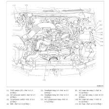 1998 subaru legacy outback radio wiring diagram wirdig 2001 subaru forester engine mount diagram 2001 engine image for