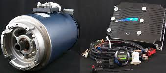 AC34 AC35 EV AC Motor Kit 7296V 550650A 63 HP 351602 351902 352625 352725 352825 HPEVS
