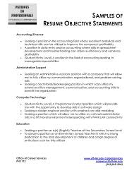 example objective statement for resume  seangarrette coexample objective statement for resume resume objective examples for customer service representative for