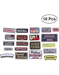 Applique <b>Patches</b>: Buy Applique <b>Patches</b> Online at Best Prices in ...